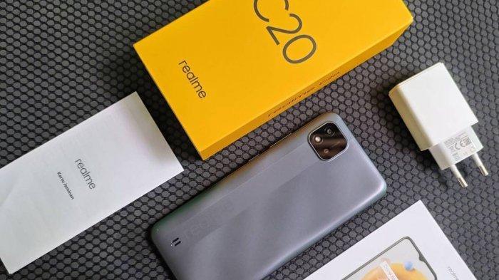 Deretan Pesaing Realme C20 Berbagai Merek,Samsung, Vivo, Oppo, hingga Xiaomi