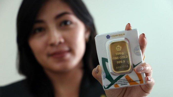 Harga Emas Antam Semarang Hari Ini Rabu 12 Agustus 2020 Turun Rp 30.000, Berikut Daftar Lengkapnya