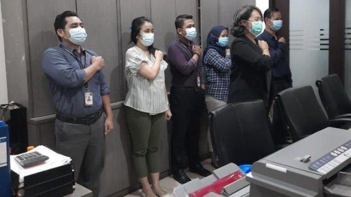 Hari Kebangkitan Nasional, RFB Semarang Ajak Seluruh Karyawan Kumandangkan Indonesia Raya