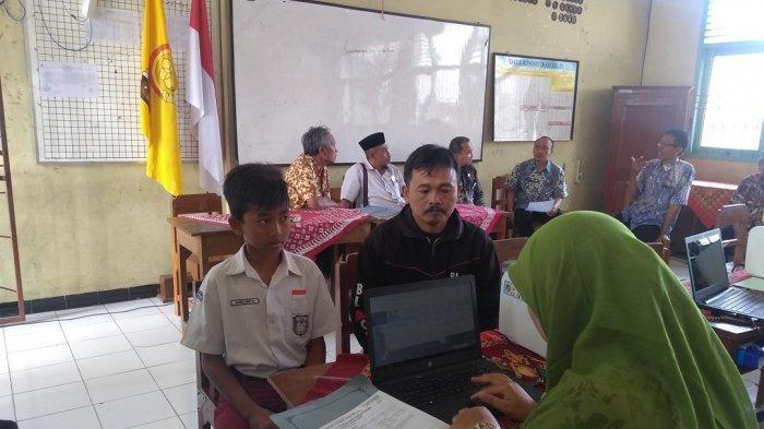 Hari Kedua PPDB, Kuota SMP Negeri 1 Tawangmangu Tinggal 24 Siswa