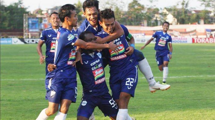 Gol Cepat Hari Nur Bawa PSIS Semarang Sementara Ungguli Barito Putra