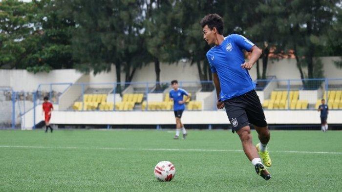 Striker Hari Nur Yulianto Kembali Berlatih Bersama PSIS Semarang