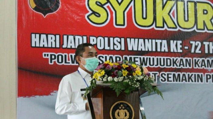 Bupati Pati Haryanto Puji Polwan Soal Protokol Kesehatan