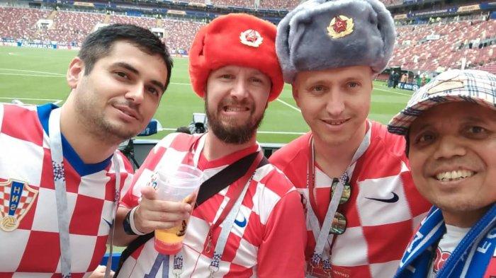 EURO 2020: Anda Pecinta Timnas Kroasia, Ini Makna Khusus Motif Kotak-Kotak Jersey Kroasia