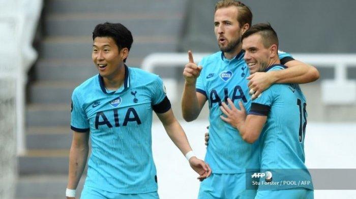 Hasil Liga Inggris Tadi Malam Newcastle Vs Tottenham, The Lilywhites Lanjutkan Tren Kemenangan