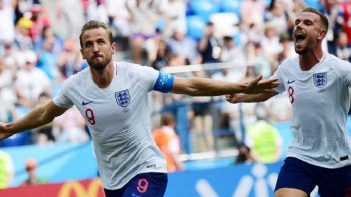 PREDIKSI: Kolombia vs Inggris  Jadi Panggung Harry Kane