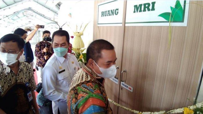 Hartopo Resmikan MRI 1,5 Tesla Senilai Rp 17 Miliar di RS Mardi Rahayu