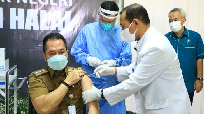 4.511 Tenaga Kesehatan Kabupaten Kudus Vaksinasi Tahap Kedua