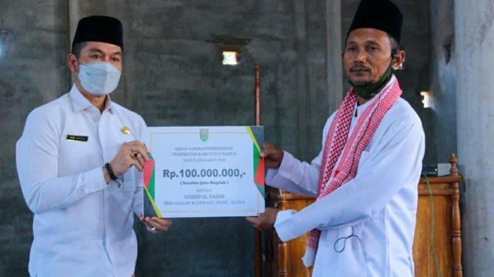 HM Hartopo Nyatakan Tetap Prioritaskan Hibah Sarpras Rumah Ibadah Meski Kena Refocusing Anggaran