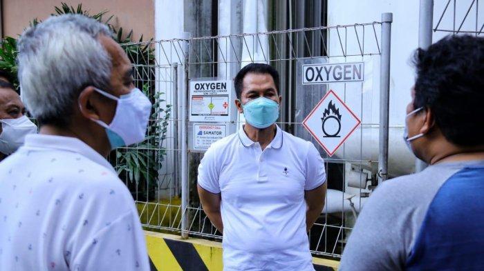 Hartopo Tegaskan Pasokan Gas Oksigen di Kudus Aman