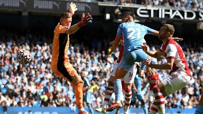 Hasil Lengkap Liga Inggris, Klasemen dan Top Skor, Arsenal Remuk, Liverpool dan Chelsea Berbagi Poin
