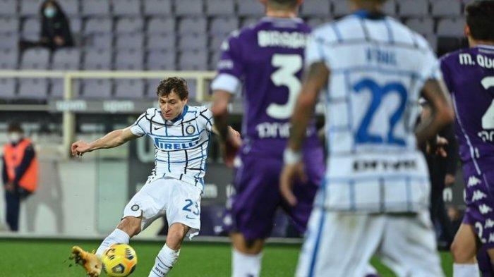 Head to Head Fiorentina Vs Inter Milan Serie A Liga Italia, La Viola Bisa Patahkan Rekor Nerazzurri