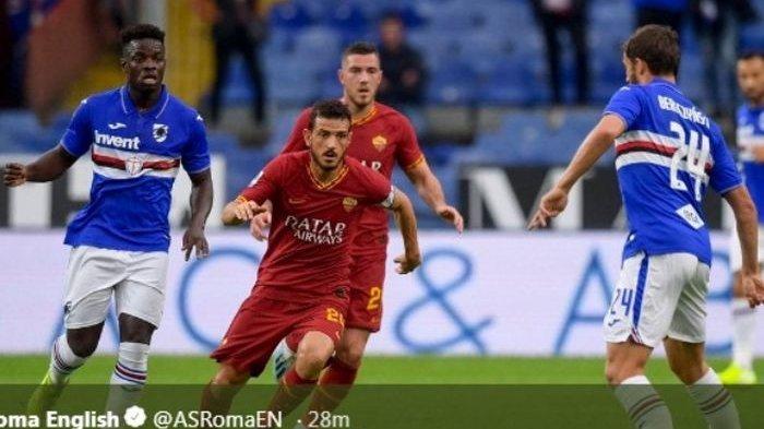 Pemain Keturunan Indonesia Jadi Tembok Tinggi Bagi AS Roma - Hasil Liga Italia