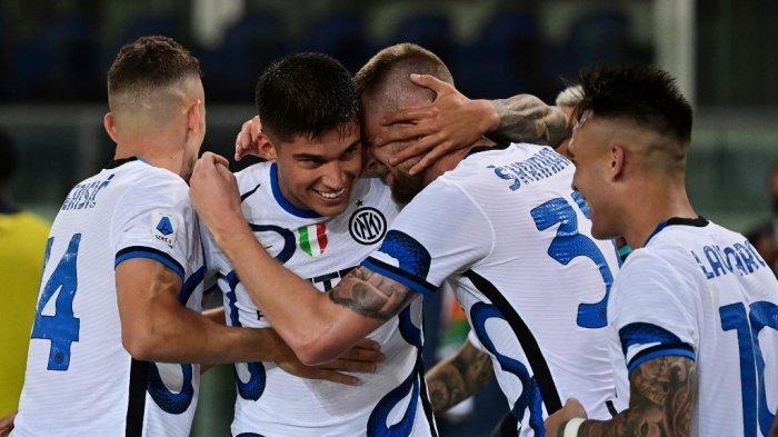Nantikan Duet Lautaro dan Correa? Simak Prediksi Susunan Pemain Inter Milan vs Bologna Malam Ini