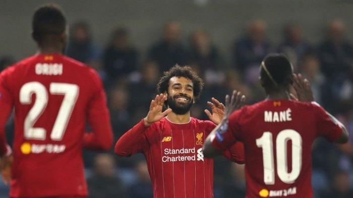 Salah-Mane Diisukan Hengkang ke Madrid saat Corona dan Ketidakpastian Liverpool Juara Liga Inggris