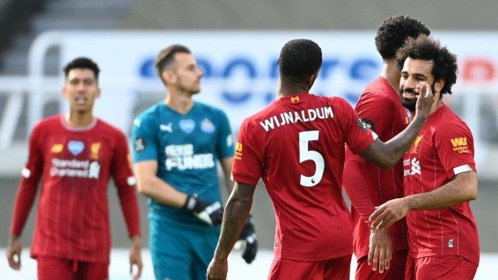 Hasil Leicester vs Newcastle di Liga Inggris Bikin Harapan Liverpool ke UCL Naik