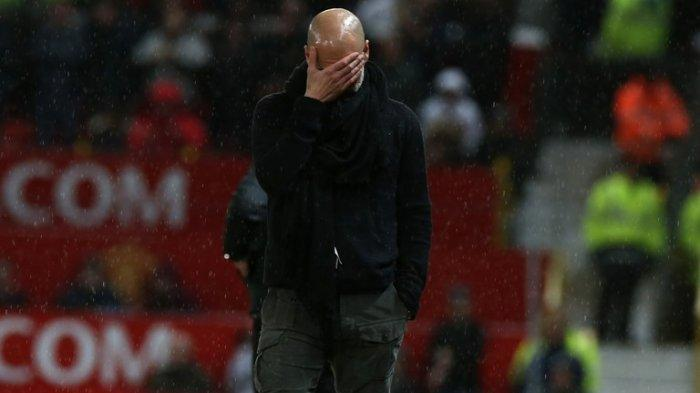 Hasil Liga Inggris, Derby Manchester United Vs Manchester City 2-0 Tontonan Horor Bagi Guardiola