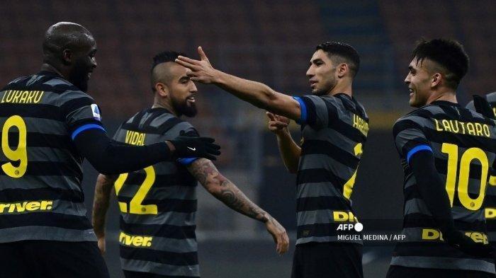 Hasil Liga Italia, Inter Milan vs Benevento: Romelu Lukaku Sempurnakan Kemenangan 4-0
