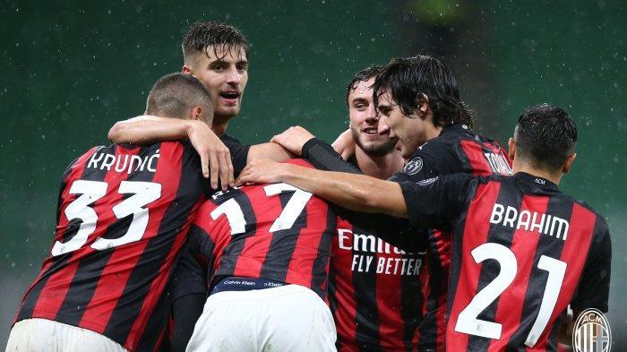 Sedang Berlangsung Duel Inter Milan Vs AC Milan Derby Della Madonnina, Tonton Live Streaming di Sini