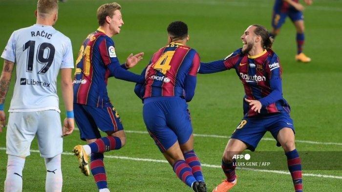 Prediksi Barcelona Vs Atletico Madrid La Liga Spanyol, H2H, Susunan Pemain dan Link Live Streaming