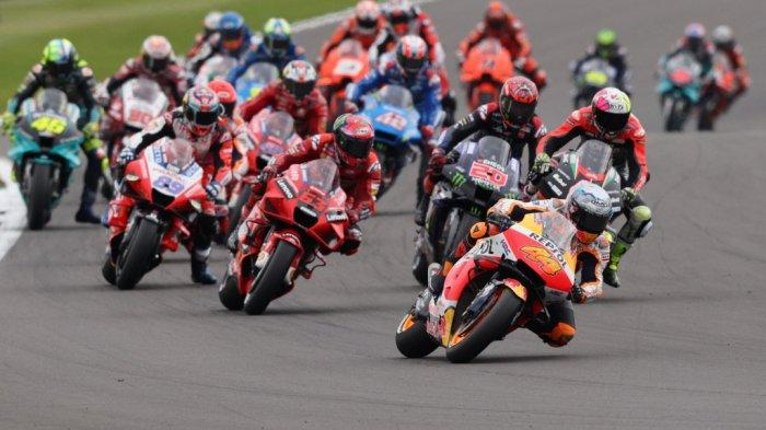 Jadwal MotoGP Aragon 2021,  Pertaruhan Konsistensi Fabio Quartararo