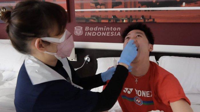 Hasil PCR Negatif Covid-19, Tim Bulutangkis Indonesia Dijadwalkan Pulang Hari Ini