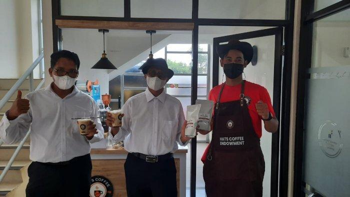 'Hats' Coffee For Endowmend Fund, Unit Usaha Baru Di IT Telkom Purwokerto