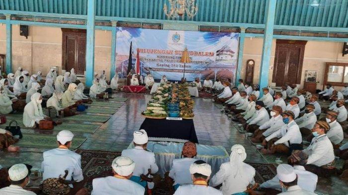Lembaga Dewan Adat Keraton Kasunan Solo Gelar Haul Sultan Agung