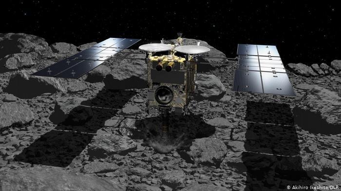 Jepang Ambil Sampel Tanah dari Asteroid, Bakal Jadi Petunjuk Asal Usul Tata Surya