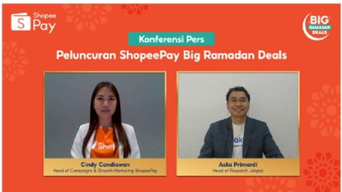 Penuhi Wishlist Masyarakat saat Ramadan dan Lebaran,  ShopeePay Luncurkan Kampanye Big Ramadan Deals