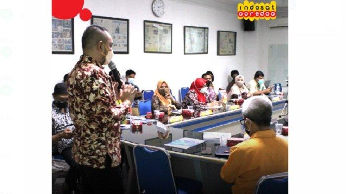 Dukung UMKM Solo Raya Bangkit, Indosat Ooredoo Gelar Pelatihan Pengembangan Bisnis Berbasis IT