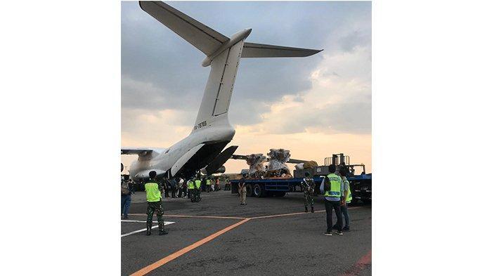Fasilitasi Impor Sementara Helikopter, Bea Cukai Tanjung Emas Berperan Aktif Penanganan Karhutla