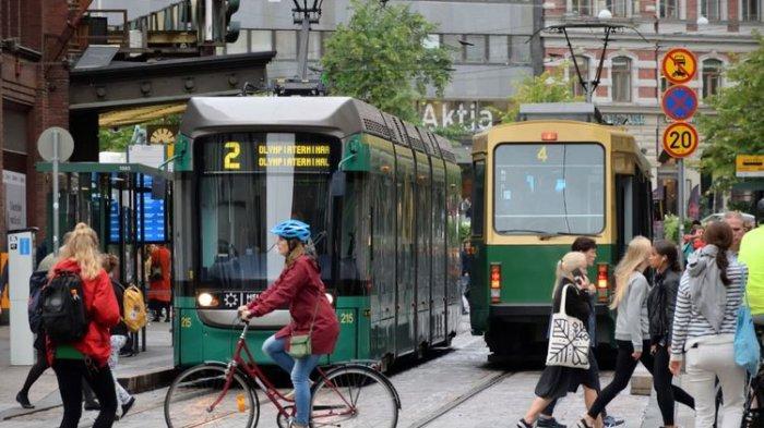 Pengannguran Dapat Subsidi Rp 13 Juta, Finlandia Jadi Negara Paling Bahagia, Apa Kendalanya?