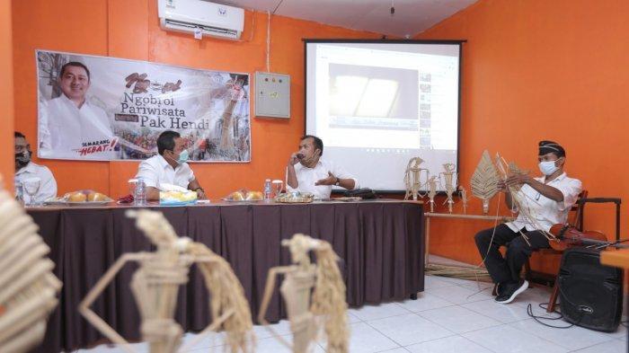 Hendi Harap Pemandu Wisata Berperan Bangkitkan Ekonomi Semarang