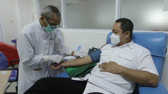 Jadwal Pelayanan Donor Darah PMI Kota Semarang Selasa 2 Februari 2021 Buka di Empat Lokasi