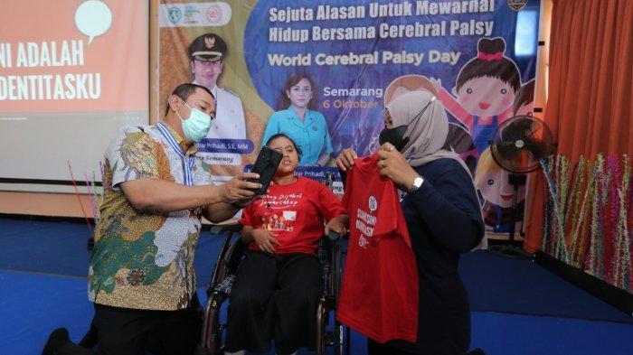 Hendi Komitmen Upayakan Hak Anak-anak Penyadang Disabilitas