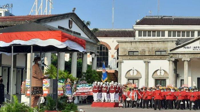 Momentum HUT ke-474 Kota Semarang, Hendi Optimistis Semarang Bisa Melaju Kencang