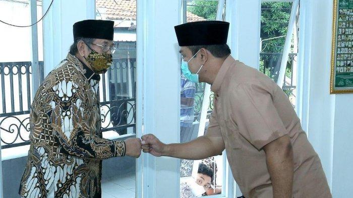 Hendi Larang Mudik Lokal, Minta Semua Masjid dan Mushola di Semarang Gelar Sholat Ied
