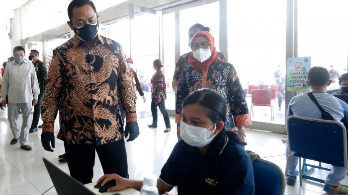Hendi Masih Timbang Teknis PPKM Darurat di Kota Semarang