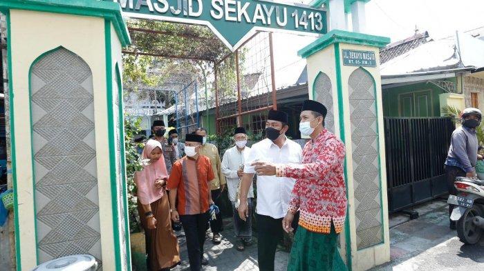 Hendi Terus Angkat Wisata Religi Kota Semarang di Bulan Ramadan