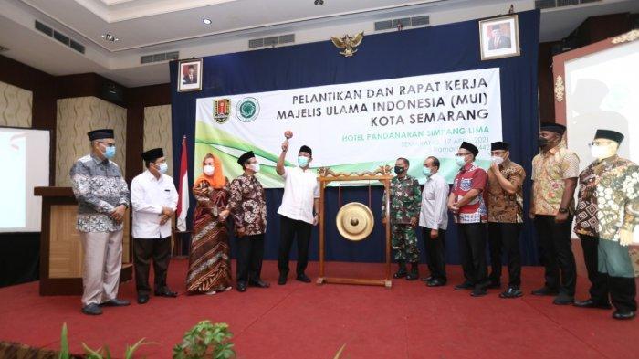 Hendi Puji Peran MUI Dalam Mewujudkan Kondusifitas Kota Semarang