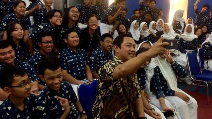 Wali Kota Semarang Persilakan Siswa Kirim Keluhan Lewat Whatsapp