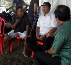 Hendi Pastikan Hunian Sementara Berjalan dan Siapkan DED Kampung Nelayan Untuk Warga Tambakrejo