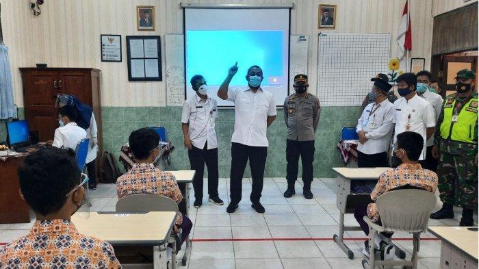Uji Coba Tahap Dua PTM Mulai 26 April, Disdik akan Tambah Sekolah di Setiap Kecamatan