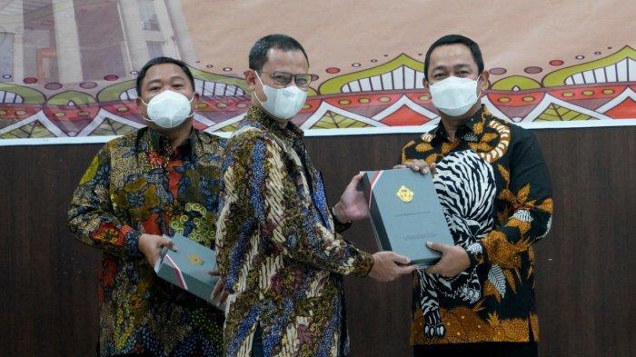 Hendi Lima Kali Bikin Kota Semarang Raih Opini WTP dari BPK RI