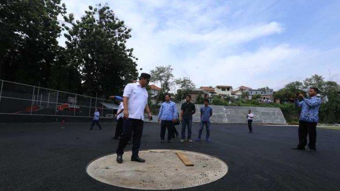 Sport Center Tiap Kecamatan, Tahun Ini Pemkot Semarang Rencanakan Revitalisasi Lapangan Sidodadi