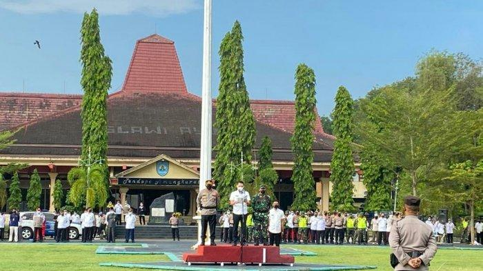 Kabupaten Tegal Bangkit Lawan Covid-19, Denda Pelanggar Prokes Naik jadi Rp 100 Ribu