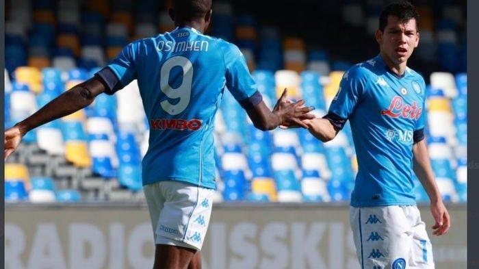 Hasil Liga Italia Tadi MalamNapoli vs Atlanta: Pemuncak Klasemen Terkapar dengan Skor 4-0