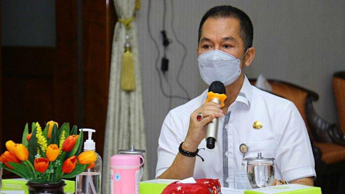 Audiensi dengan Pengurus IBI Kudus, HM Hartopo Minta Bidan Jangan Lupa Tugas Pokoknya