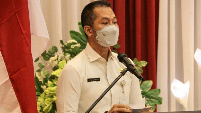 HM Hartopo Setujui Alokasi TPP Dipangkas untuk Penanganan Covid-19 di Kudus